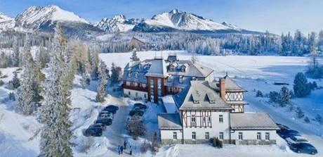 Rodinný hotel Solisko****