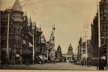 Fresno na začátku 20. století