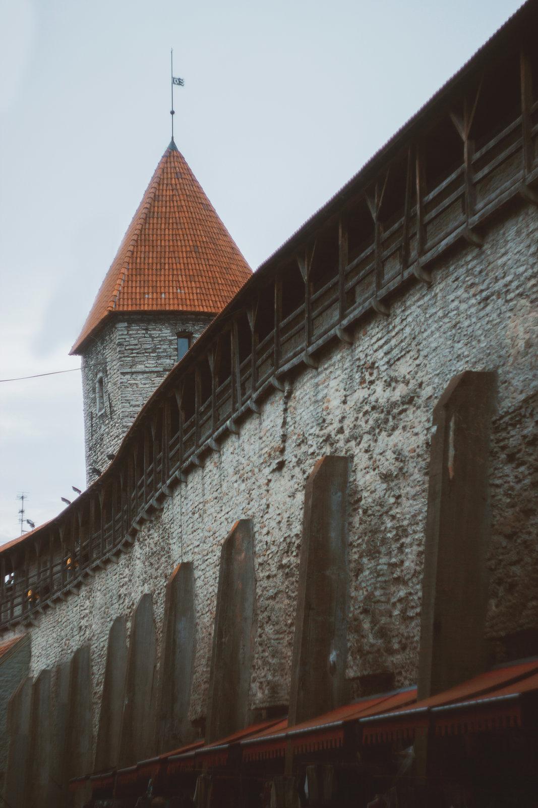 исторические укрепления города
