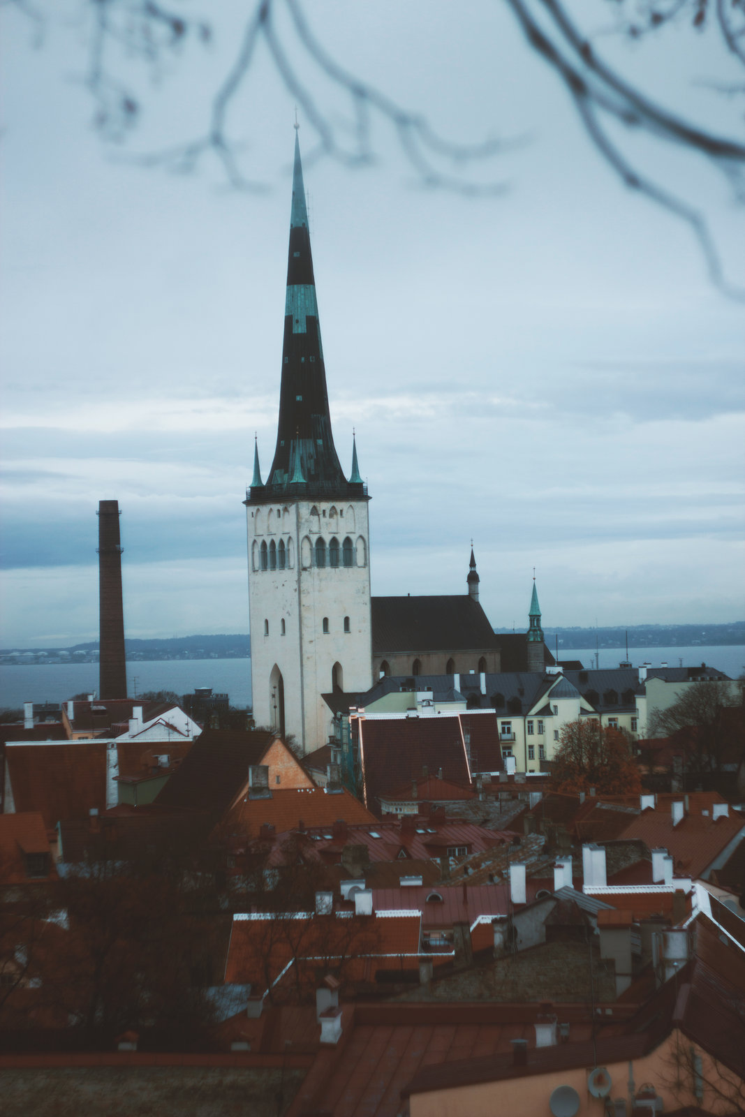 kostel svatého Olafa