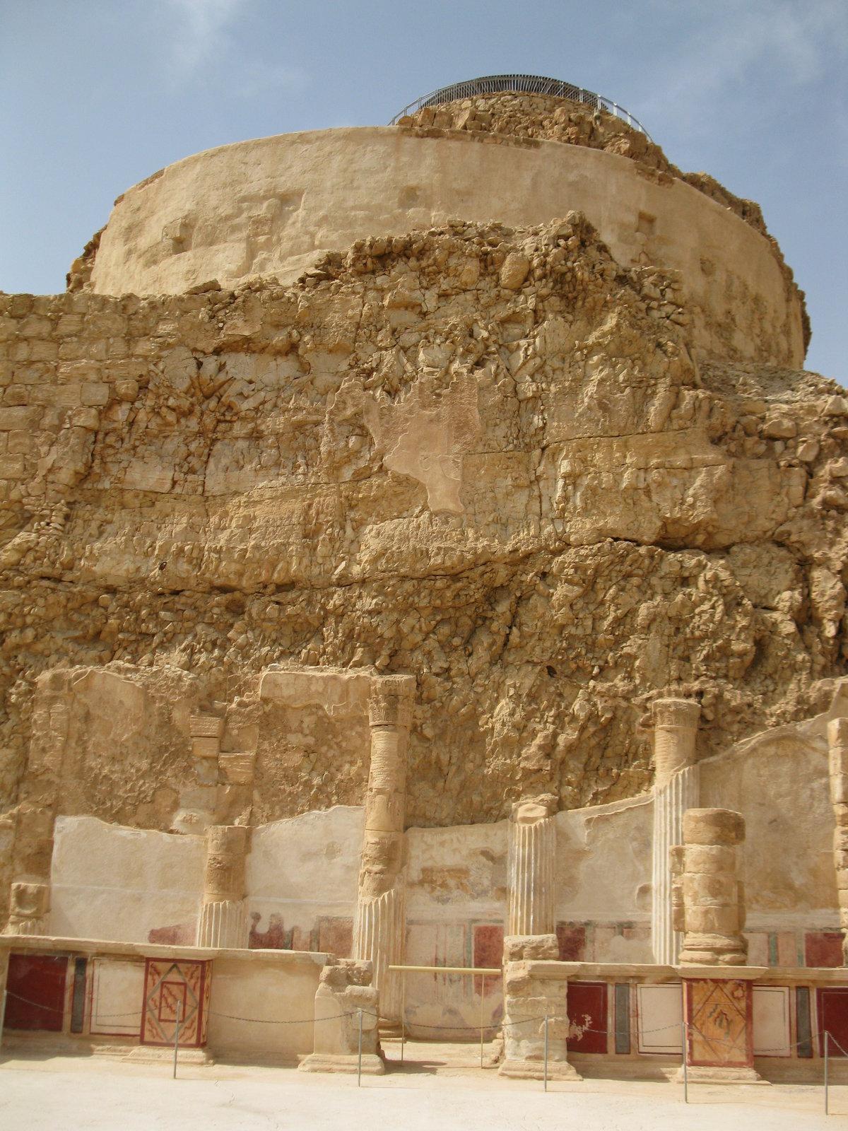 dochované rímske stĺpy