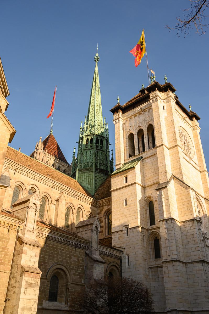katedrála St. Pierre