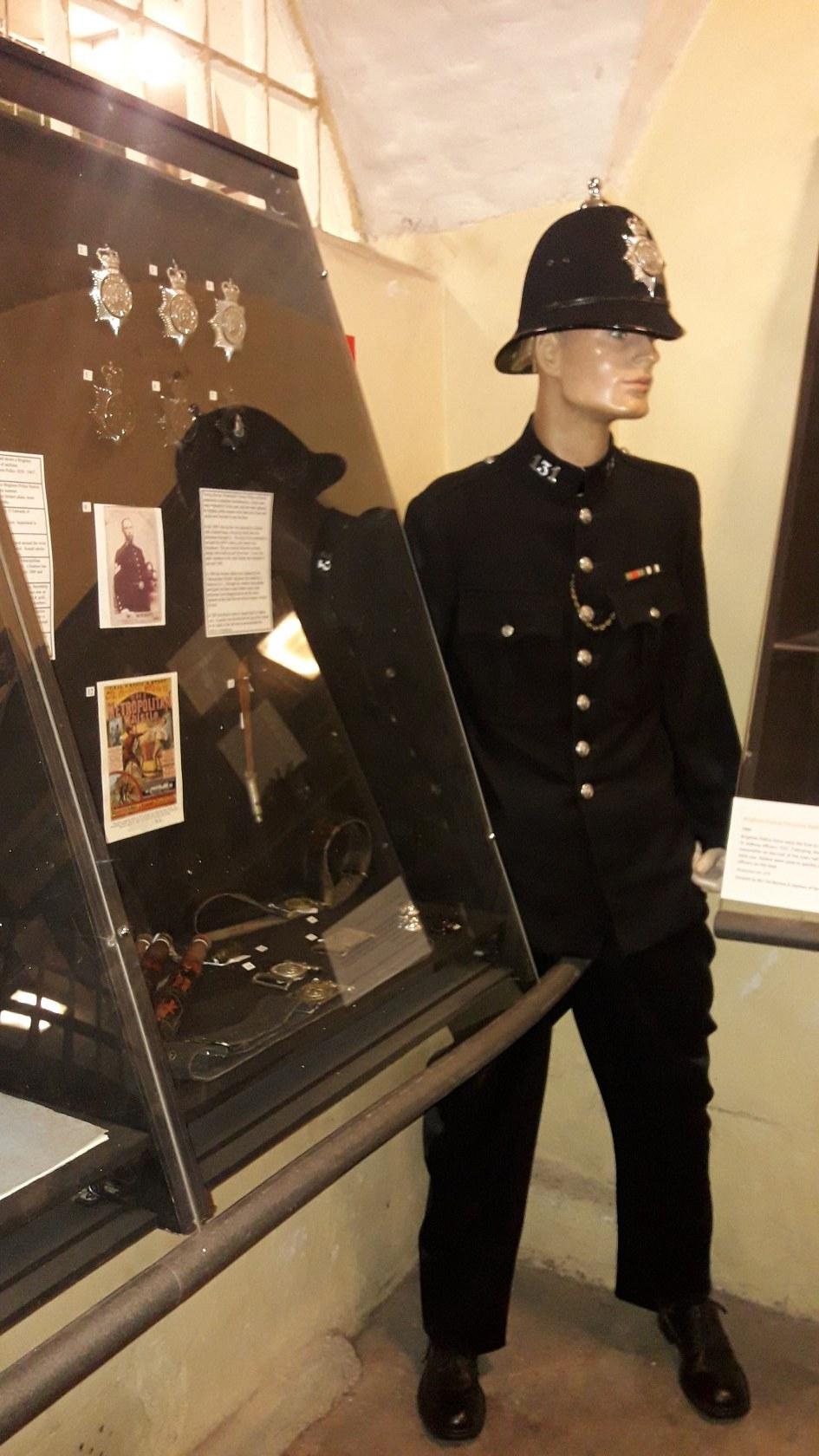 Музей полиции, Брайтон