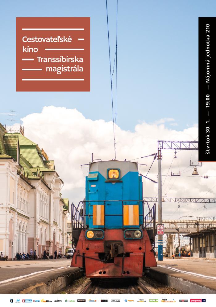 Cestovateľské kino - Transsibírska magistrála