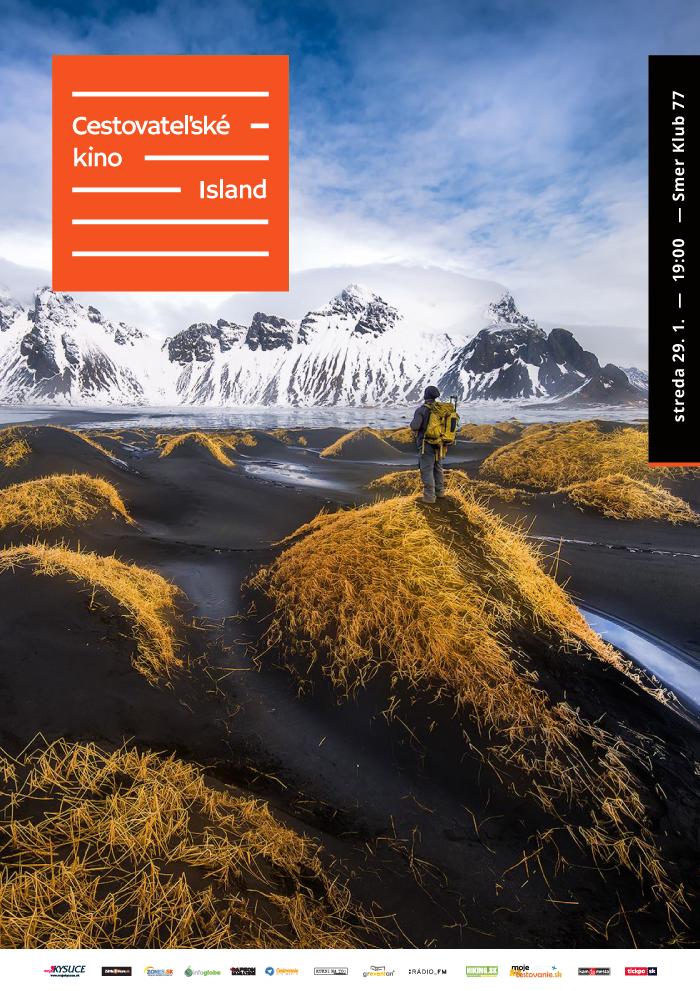 Cestovateľské kino - Island