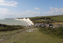 Country Park Seven Sisters - Birling Gap