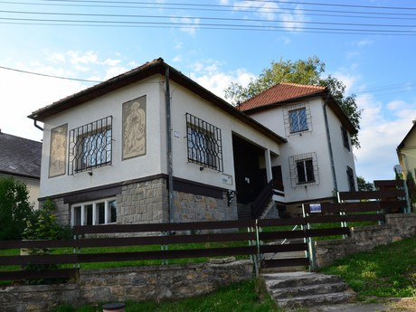 Važec - dom Jana Antonína Hálu