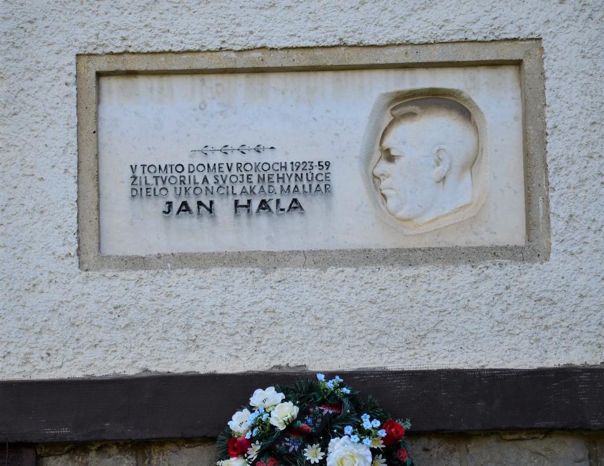 dům Jana Antonína Hály