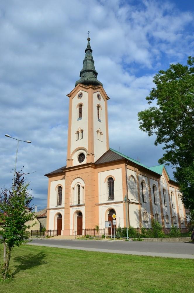 Važec - Evanjelický kostol