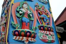 nejvýznamnější klášter v Himálaji, Tengboche