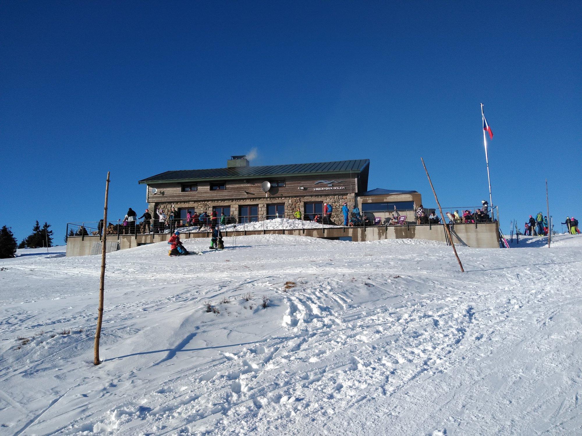 Vrbatova bouda