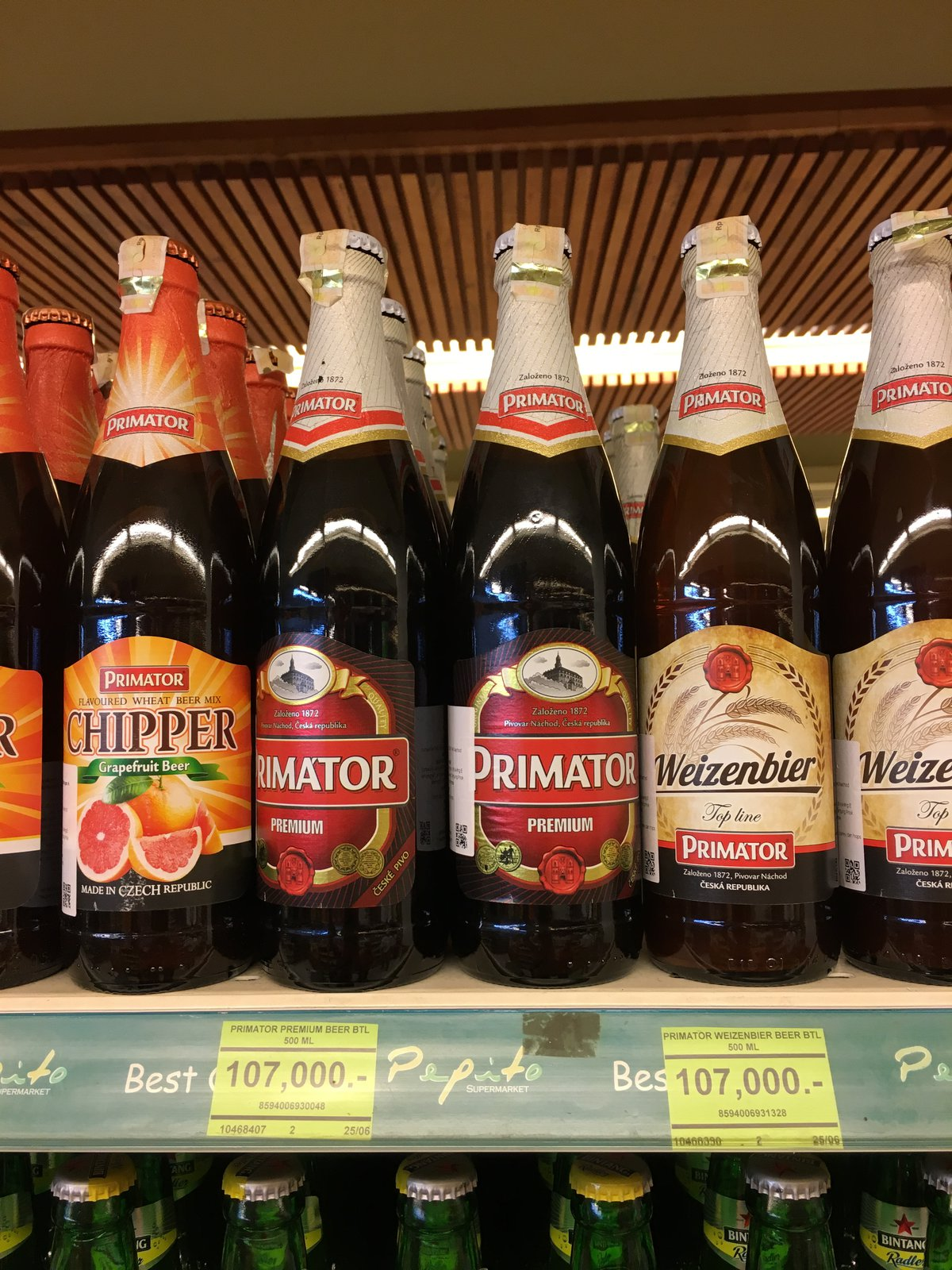 i na Bali si můžete užít chuť českého piva