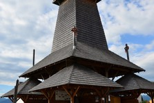 Východná - vyhliadková veža Májka
