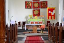 Východná - Rímskokatolícky kostol sv. Štefana prvomučeníka