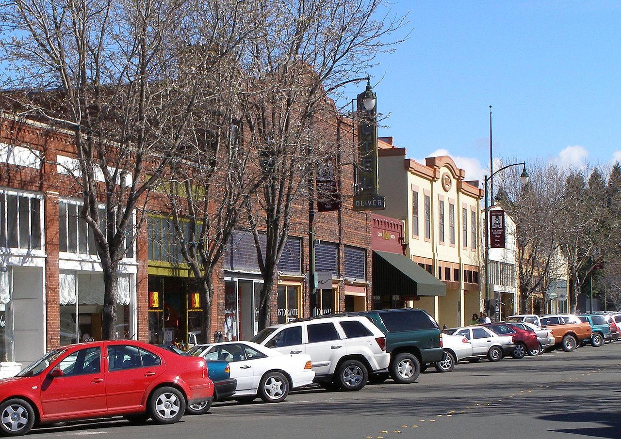 historické centrum Santa Rosa