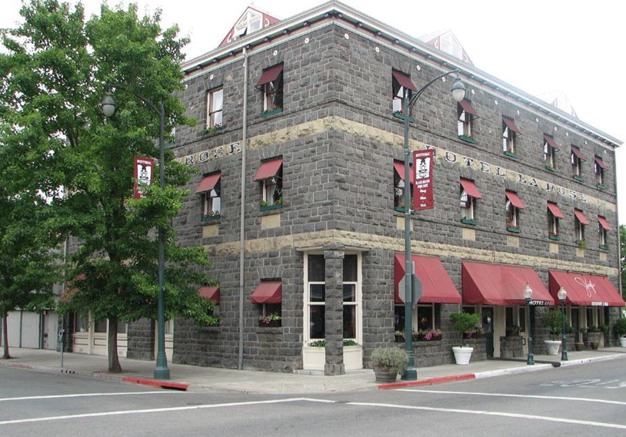исторический центр Санта-Розы
