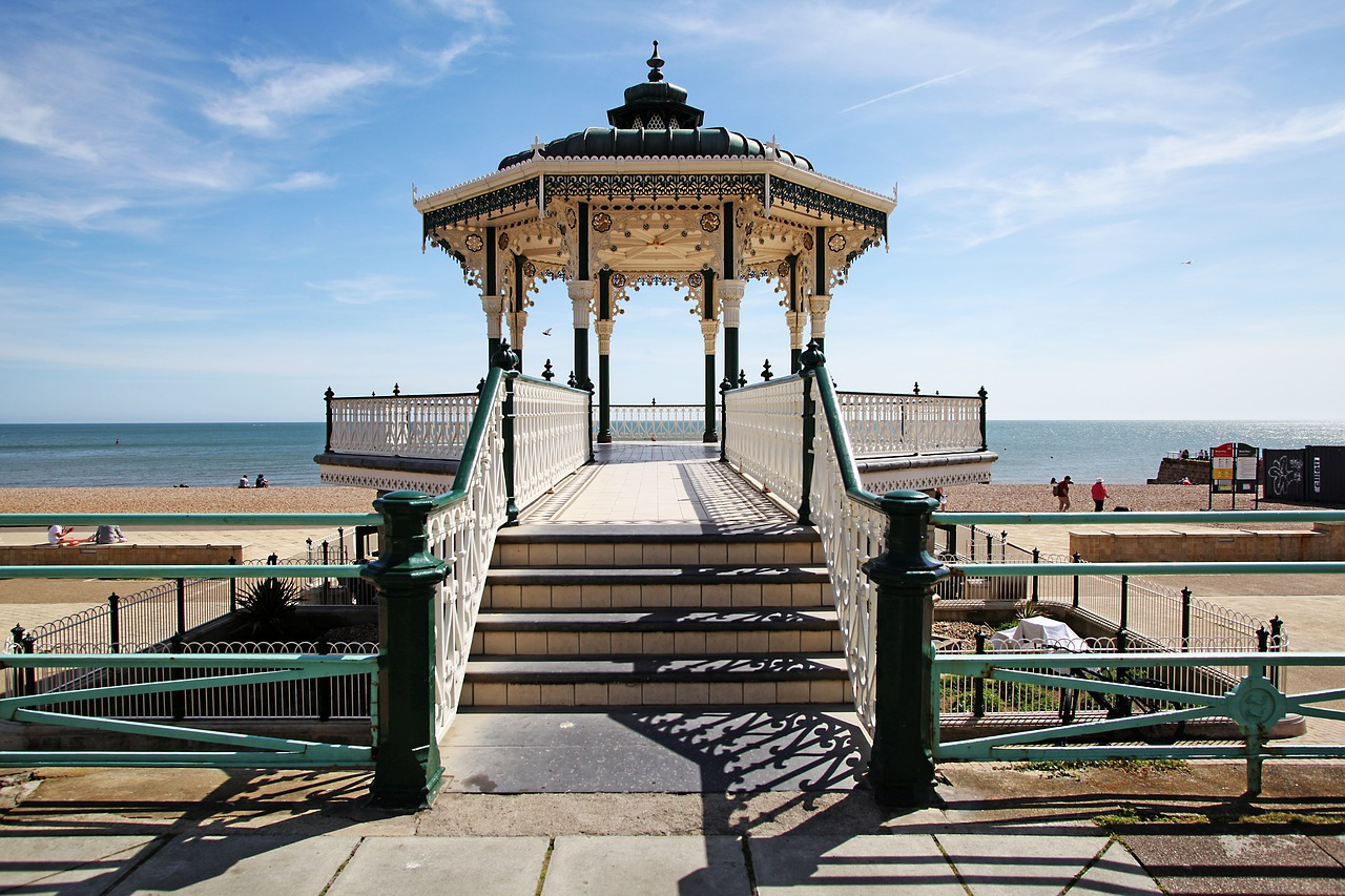 Brighton Bandstand, (c) Pixabay.com