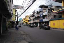 v ulicích Medanu