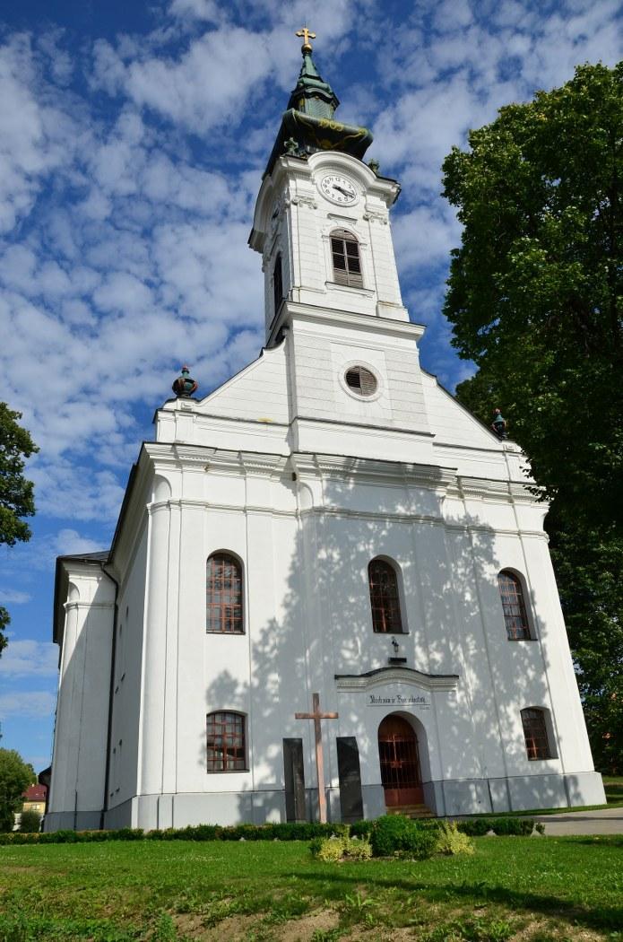 evangelický kostel (Hybe)