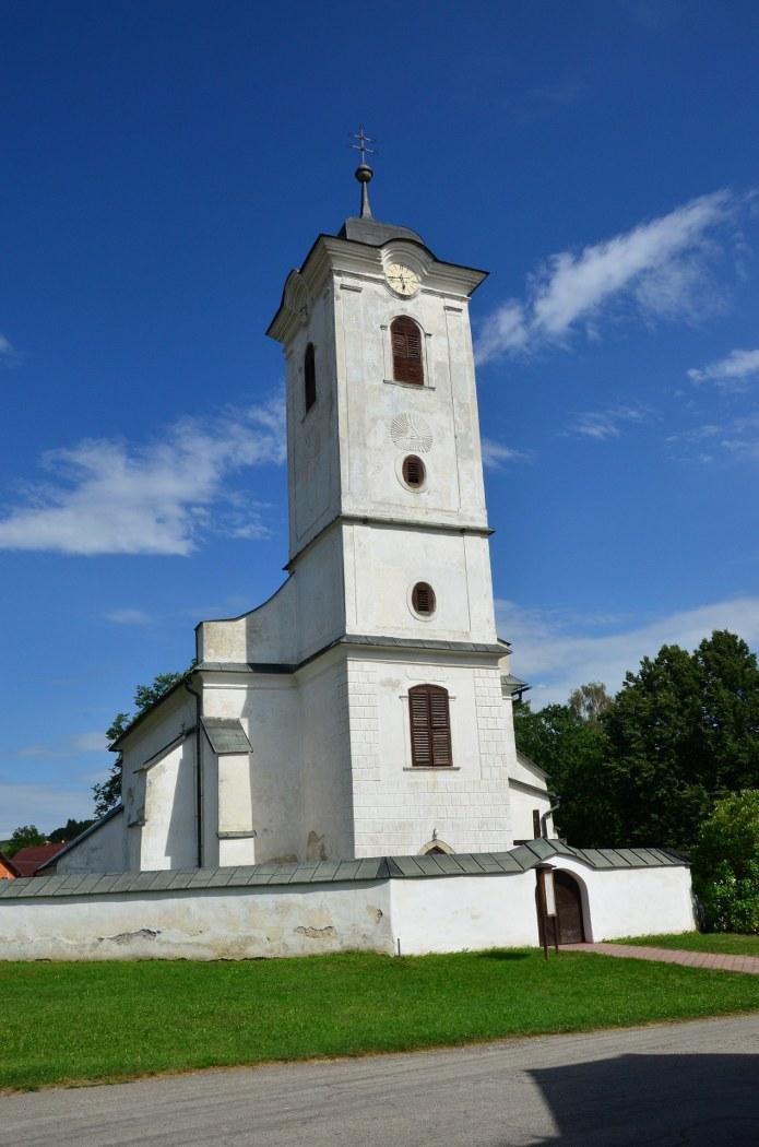 římskokatolický kostel Všech svatých