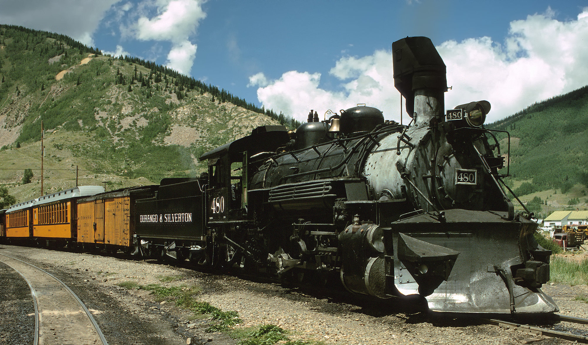 vlak Durango–Silverton