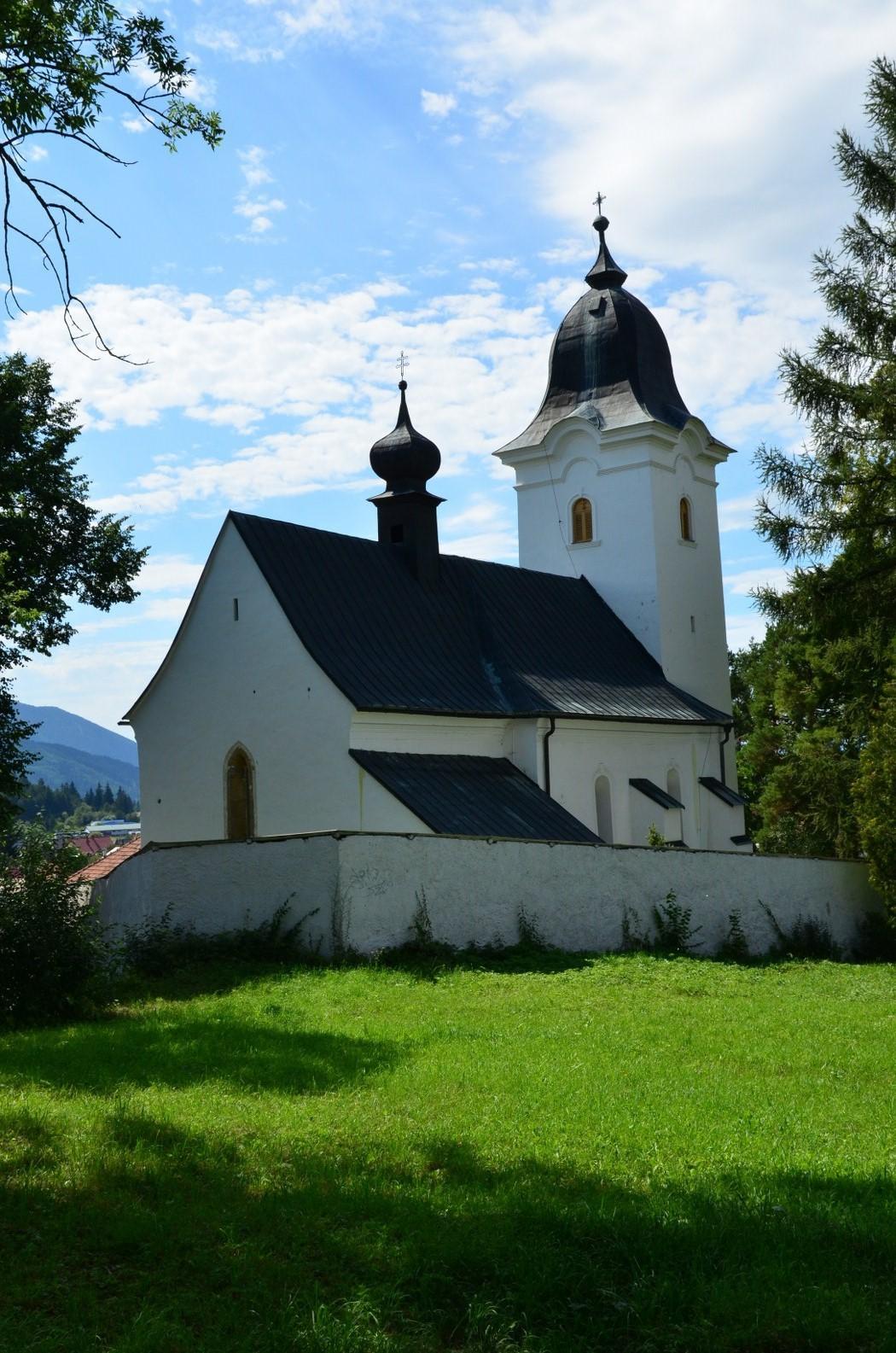 římskokatolický kostel sv. Martina z Tours