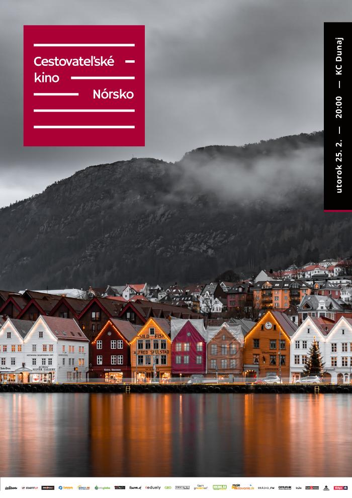 Cestovateľské kino: Nórsko