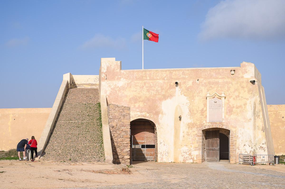 brána do pevnosti