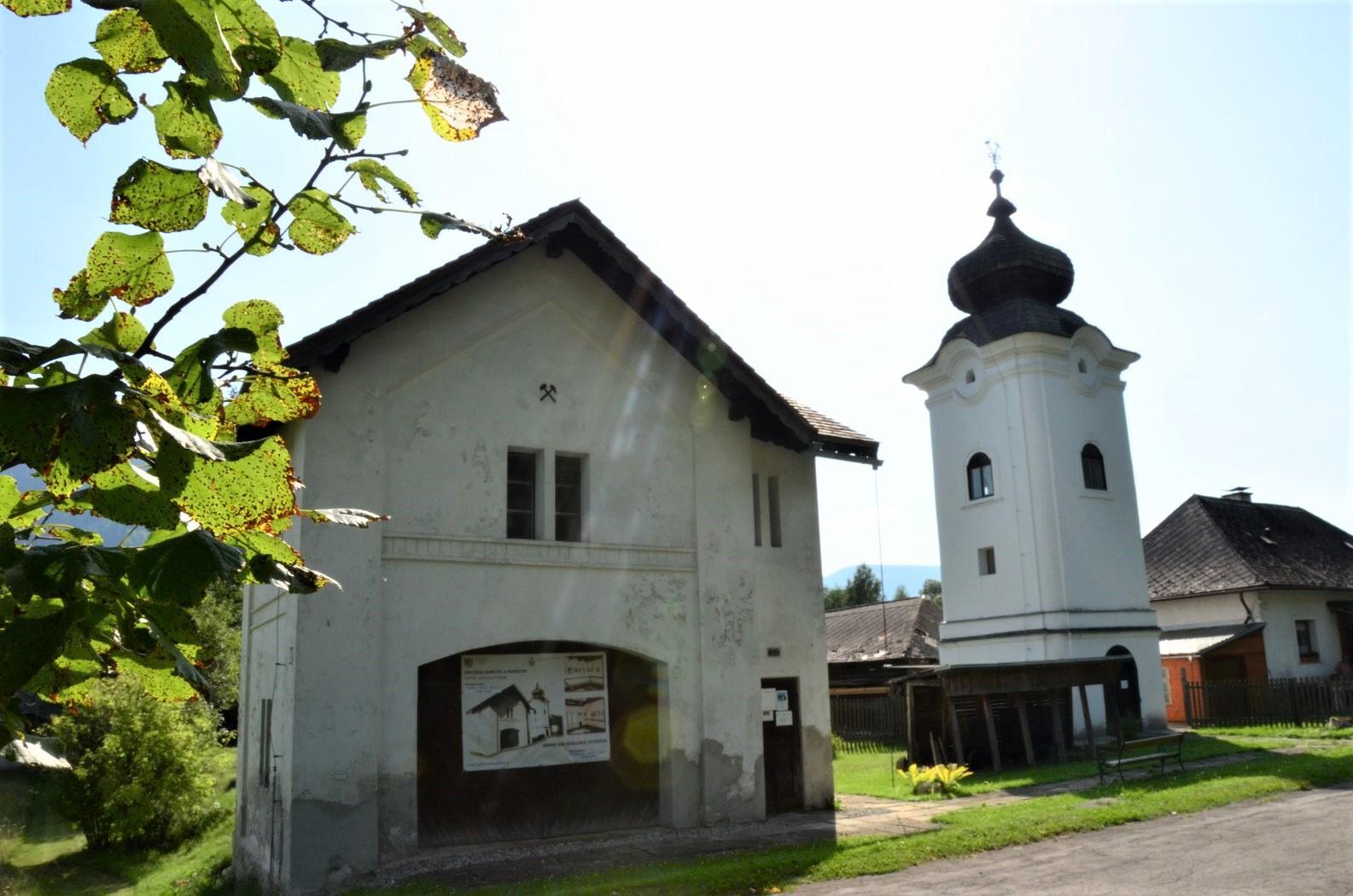 Muzeum hornictví ahutnictví Maša