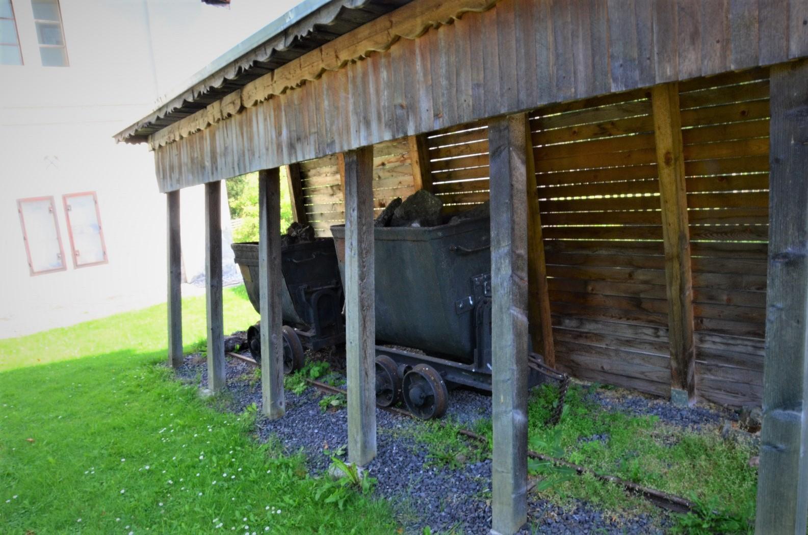 Музей шахтерства и металлургии Маша