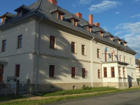 Liptovský Hrádok - Národopisné múzeum Liptova a expozícia ovčiarstva