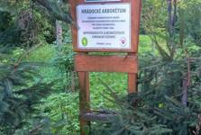 arboretum Hrádok