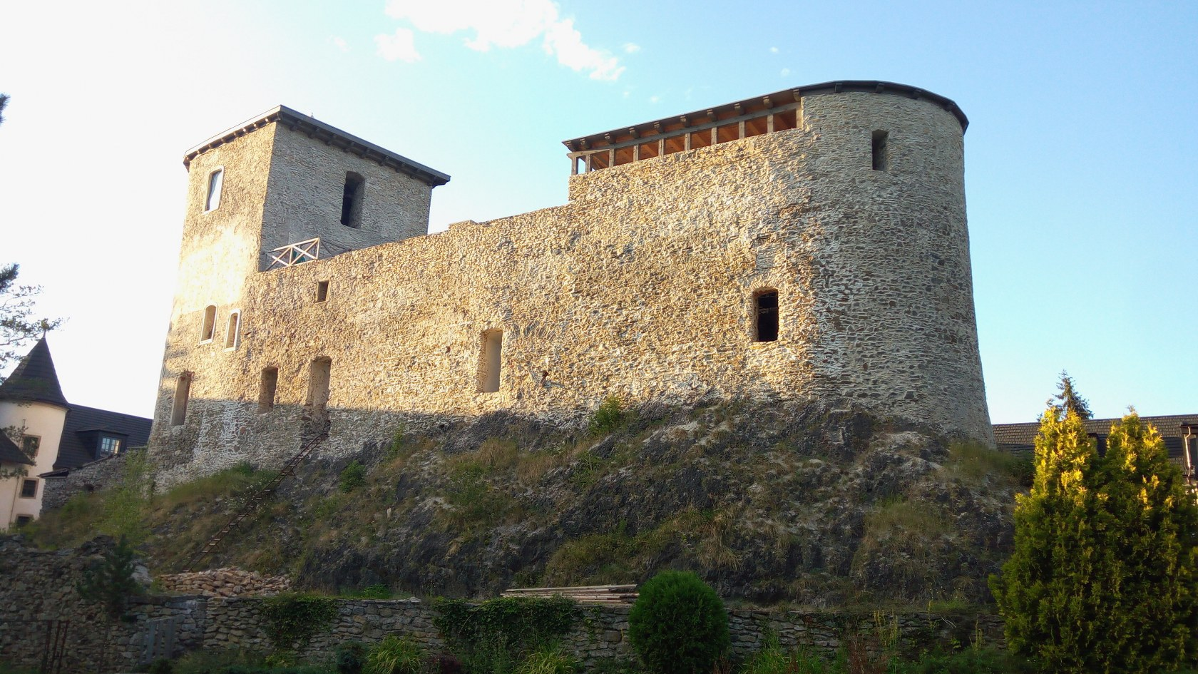 Липтовский Градок - замок
