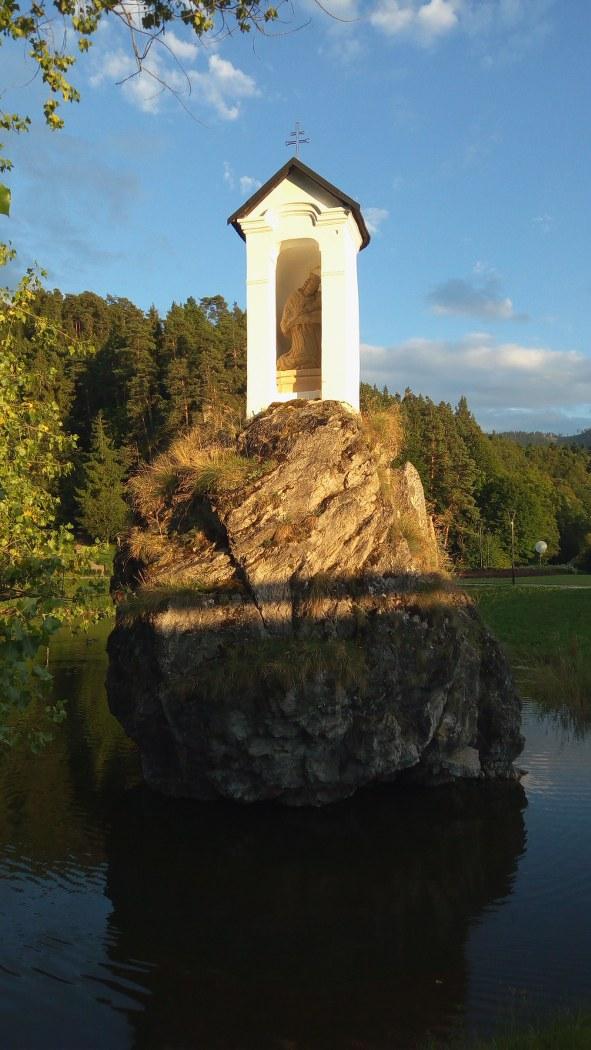 Липтовский Градок - часовня Св. Яна Непомуцкого