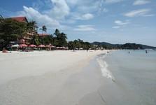 пляж в Пантай-Сенанг