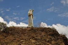 socha  Ježiša