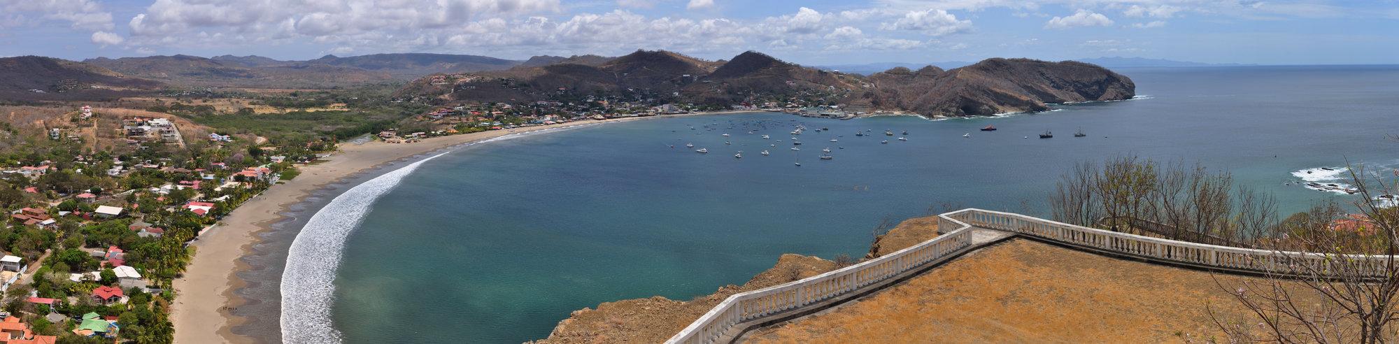 panoráma San Juan