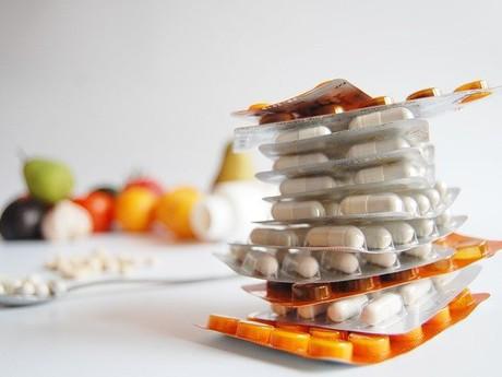 Vitamínový balíček  - ilustračné foto