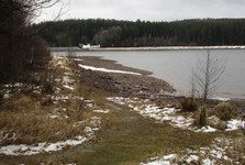 водохранилище Лаз