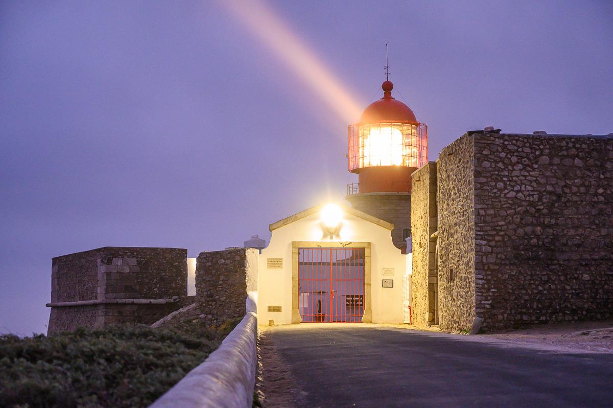 maják na Cabo de São Vicente