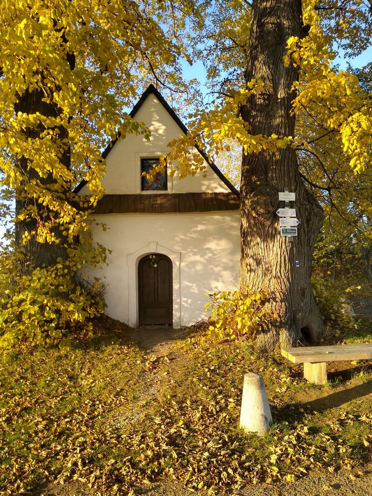 осень в Бранне