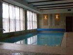 Bazén se slanou vodou je v provozu celoročně