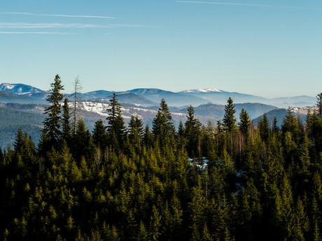 Starohorské vrchy