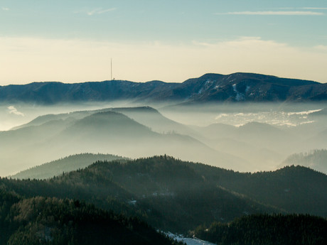 Špania dolina - turistika v okolí (Veľká Fatra, Krížna)