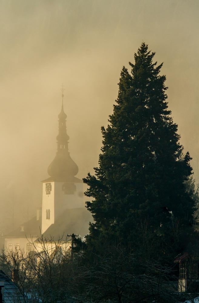 Špania Dolina (kostel)
