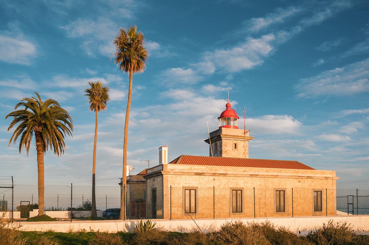 маяк на Понта да Пьедаде