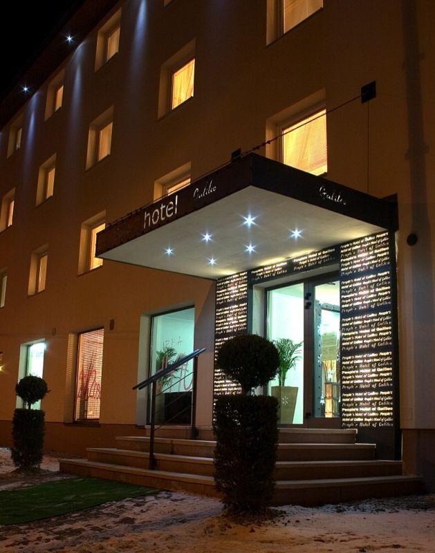 hotel Galileo (Žilina)