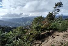 překrásný výhled z Gunung Jasar
