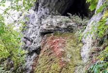 Průlom Hornádu, Slovenský ráj (Mníchova jeskyně)