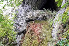 Prielom Hornádu, Slovenský raj (Mníchová jaskyňa)